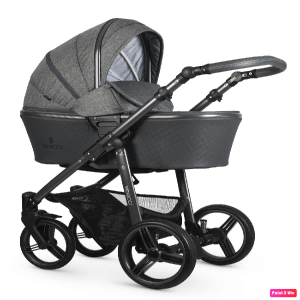 Trio Venicci mod. carbo lux - sicurezza per il tuo bambino