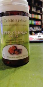Super CHAGA wild (60 cps)