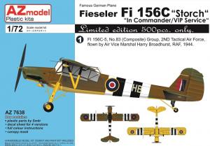 Fi-156C Storch