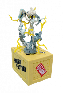 Marvel Figure Factory: Storm (white)