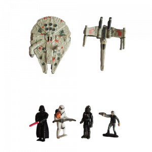 Micro Figures STAR WARS