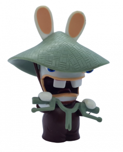 Rayman Raving Rabbids (Action Figure)