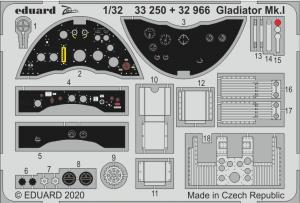 SET Gladiator Mk.I (ICM)