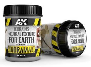 Terrains Neutral Texture for Earth