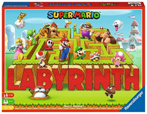 Super Mario Labyrinth Ravensburger