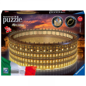 Colosseo Night Ed. 3D Ravensburger