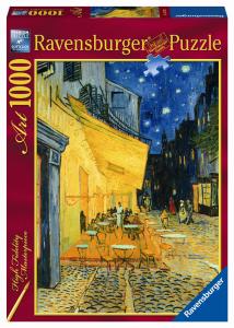 Van Gogh.Caffè di notte Ravensburger 1000 pz