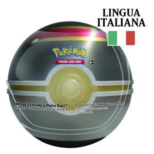Pokèmon GCC ita: Pokemon Tin Poke Ball 2019