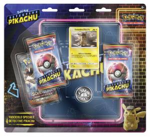 Pokèmon GCC (in Italiano) Fascicolo Speciale Detective Pikachu