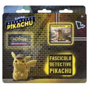 Pokèmon GCC (in Italiano) Fascicolo Detective Pikachu