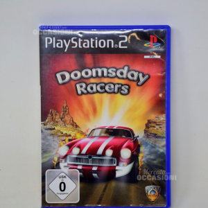 Gioco Play Station 2 Doomsday Racers