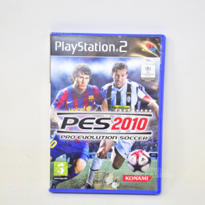 Gioco Play Station 2 Pes 2010