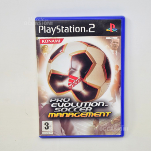 Gioco Play Station 2 Pro Evolution Soccer Management