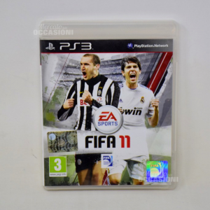 Gioco Play Station 3 Fifa 11