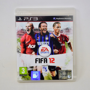 Gioco Play Station 3 Fifa 12