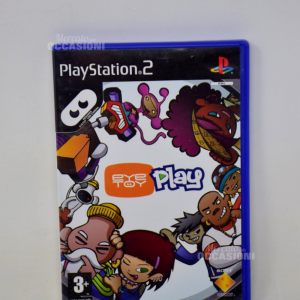 Gioco Play Station 2 Eye Toy Play