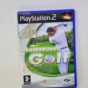 Gioco Play Station 2 Leaderboard Golf