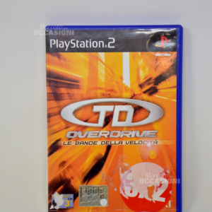 Gioco Play Station 2 TD Overdrive