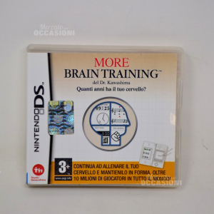 Gioco Nintendo DS More Brain Training