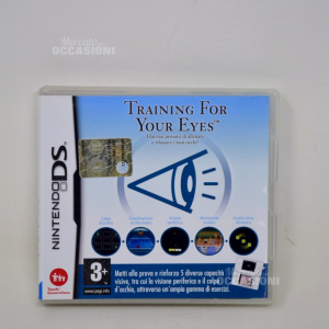 Gioco Nintendo DS Training For Your Eyes
