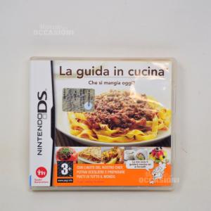 Gioco Nintendo DS La Guida In Cucina