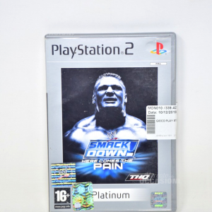Gioco Play statio 2 smack down pain
