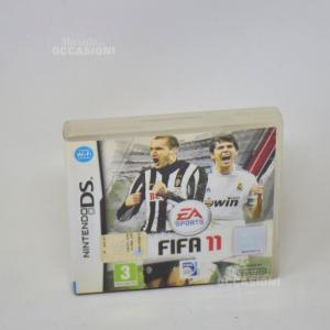 Gioco Nintendo DS fifa 11