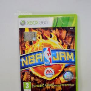 Gioco Xbox 360 nba jam