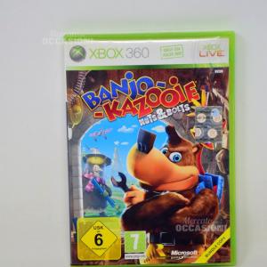 Gioco Xbox 360 banjo- kazooie