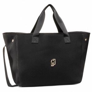 Shopping Liu Jo sport bag con logo TA0227T0300