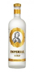 IMPERIAL VODKA GOLD 1LT.