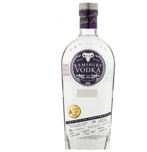 RAMSBURY VODKA 70 CL