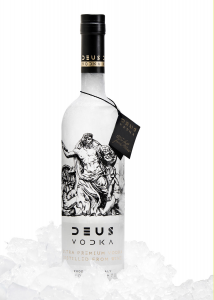 DEUS VODKA 70 CL