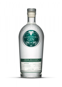 RAMSBURY GIN 70 CL single estate