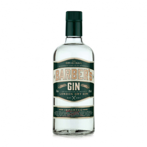 BARBER'S GIN 70 CL - 40% VOL.