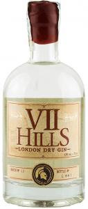 VII HILLS GIN 0,7LT. - 43%VOL.