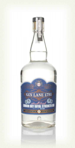GIN LANE 1751LONDON DRY ROYAL STRENGTH GIN