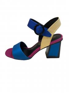 Sandalo multicolors