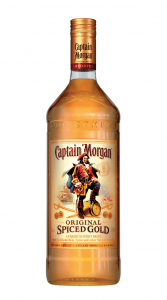 CAPITAIN MORGAN ORIGINAL SPICED GOLD