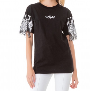 T-Shirt Paillettes Gaëlle Paris SS20