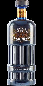 VERMOUTH ROSSO CARLO ALBERTO 75cl