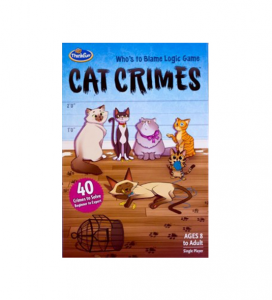TF Cat Crimes