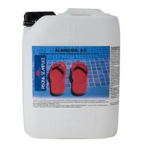 ALGHICIDA DI BASE S3 PER PISCINE                                     5 Kg