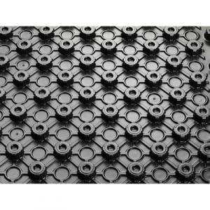 PANNELLO PLUS TERMOFORMATO NERO                                        H. 50 mm