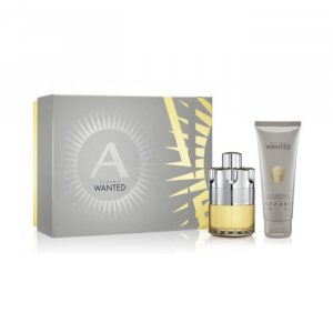 Azzaro Wanted Eau De Toilette Spray 100ml Set 2 Parti 2020