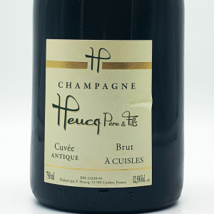 Champagne Brut millesimo 2008 - Heucq