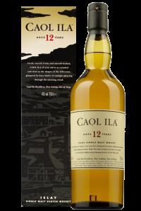 Caol Ila 12 Years Old Single Malt Scotch Whisky Astuccio