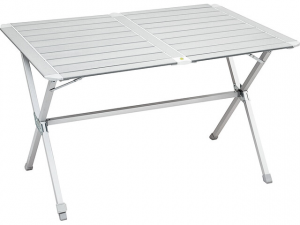 Tavolino Brunner In Alluminio Pieghevole 110x71xH70 con bolla