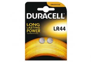 Batterie Duracell LR44 BL 2PZ