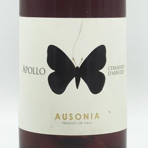 Cerasuolo d'Abruzzo DOP Apollo – Ausonia, Abruzzo
